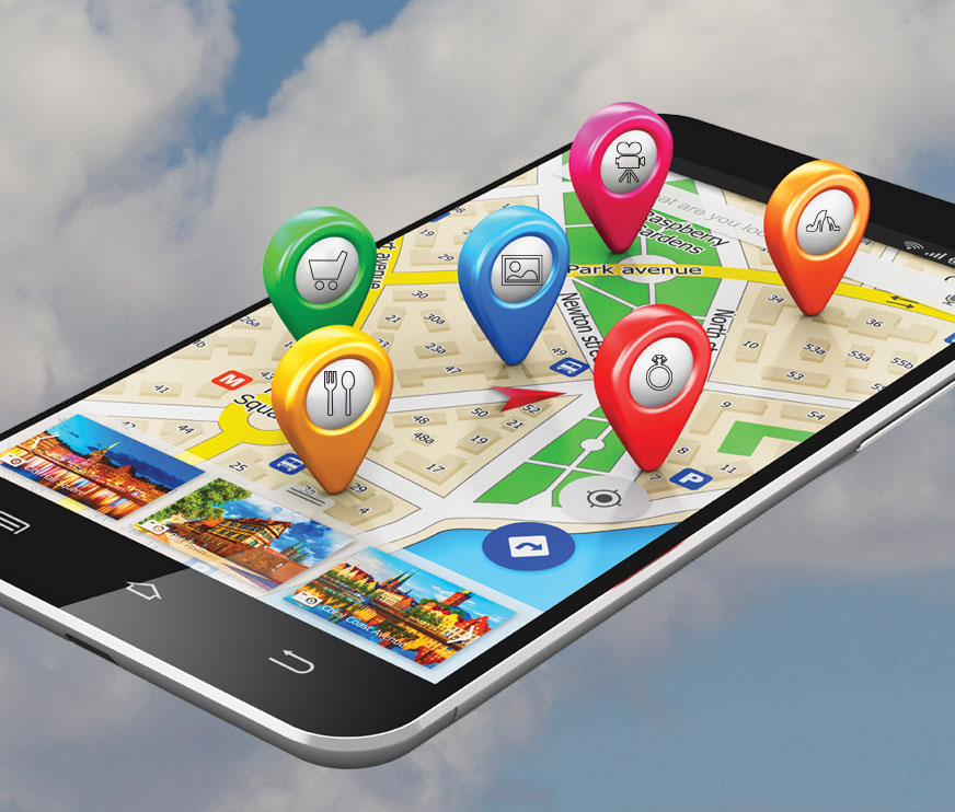 Location Services from Rockport Web Sites will increase your chances to get on the map and be found.