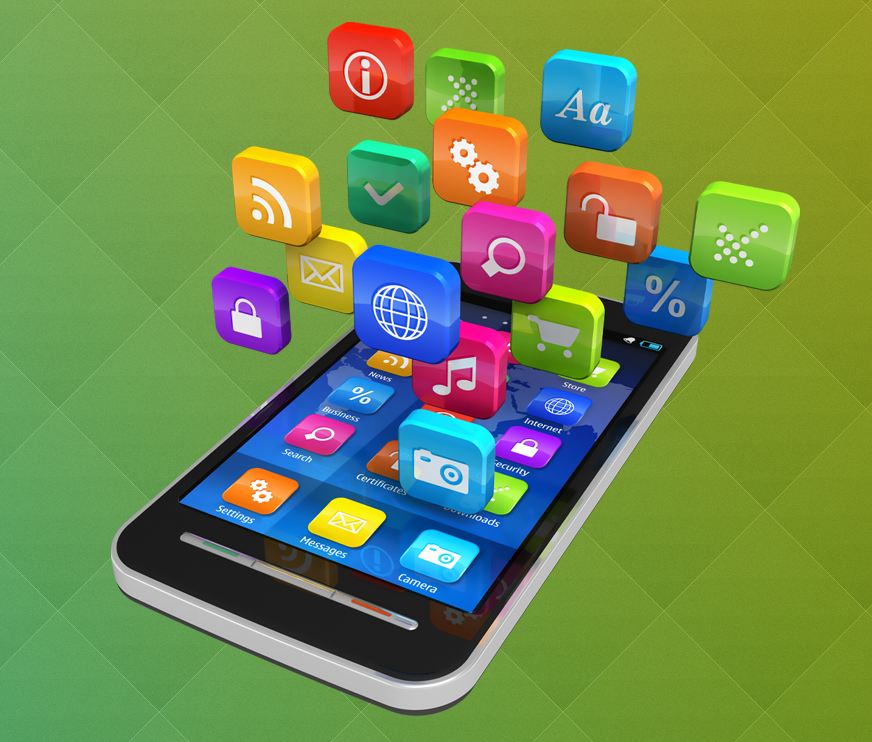 Mobile Apps by Rockport Web Sites