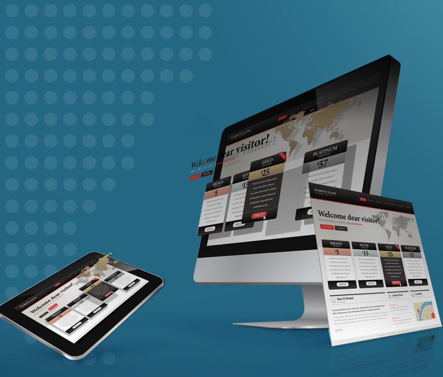 Rockport Web Sites provides custom websites at affordable prices that promote your business  24/7/365.